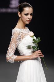 Elio Berhanyer viste a la novia del 2011