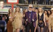 Karl Lagerfeld presenta la colección Crucero de Chanel