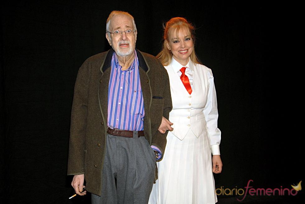 Antonio Ozores y Emma Ozores