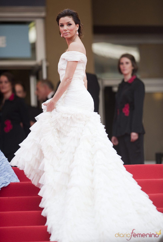 Eva Longoria en el Festival de Cine de Cannes