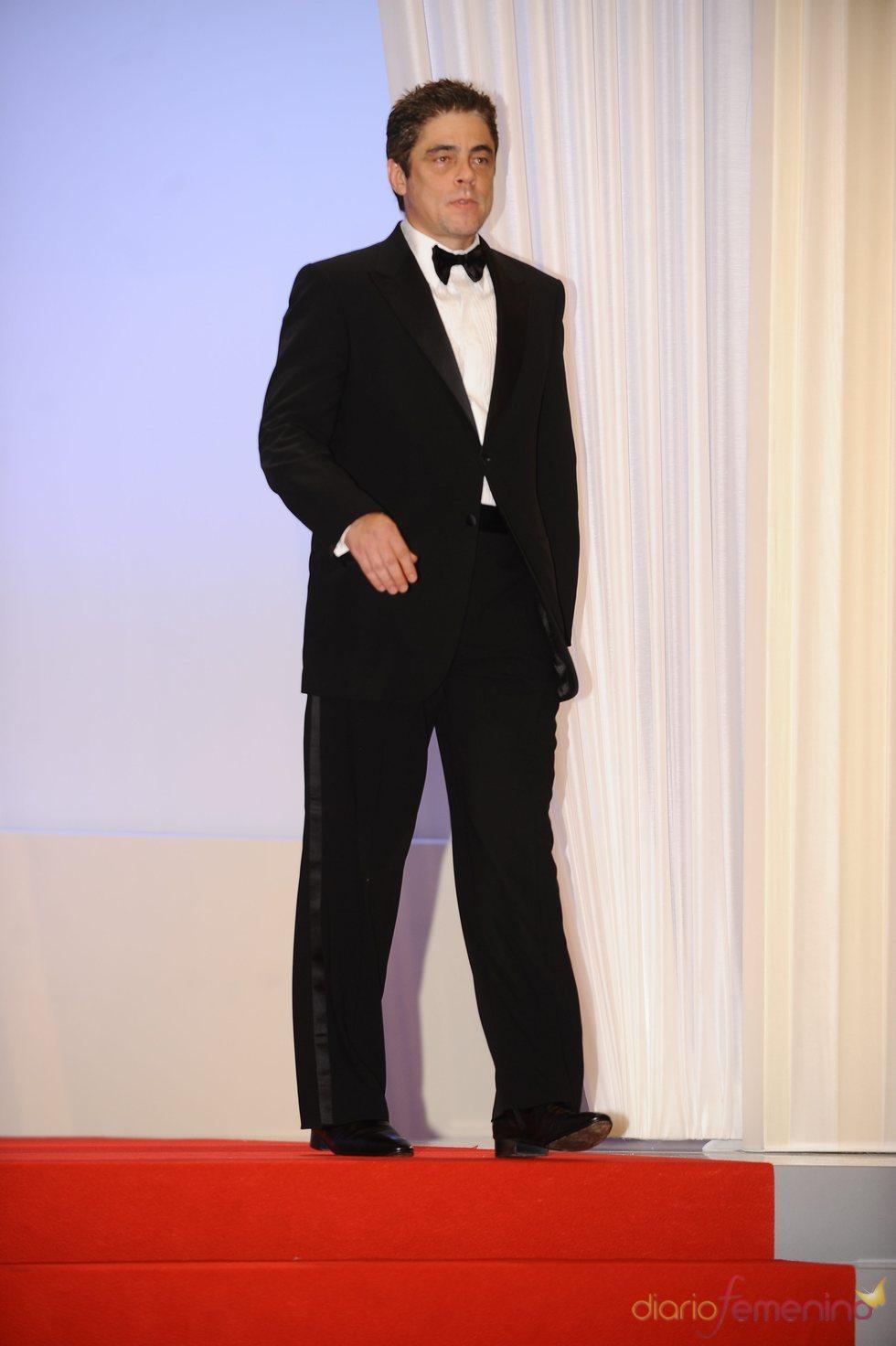 Benicio del Toro, miembro del jurado del Festival de Cannes