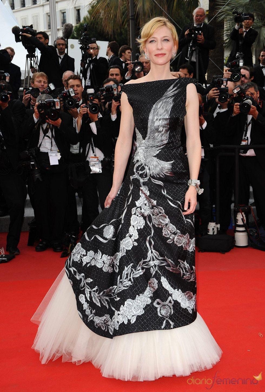 Cate Blanchett presenta 'Robin Hood' en Cannes