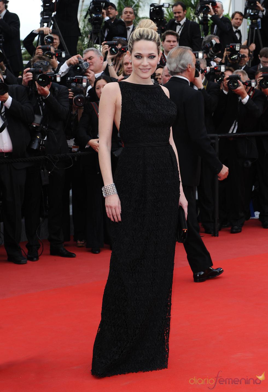 Laura Chiatti en el Festival de Cannes