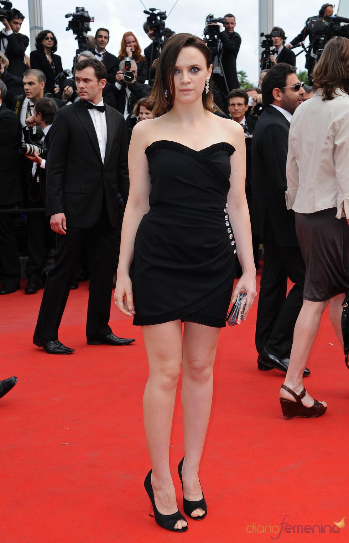 Sarah Forestier en el Festival de Cine de Cannes