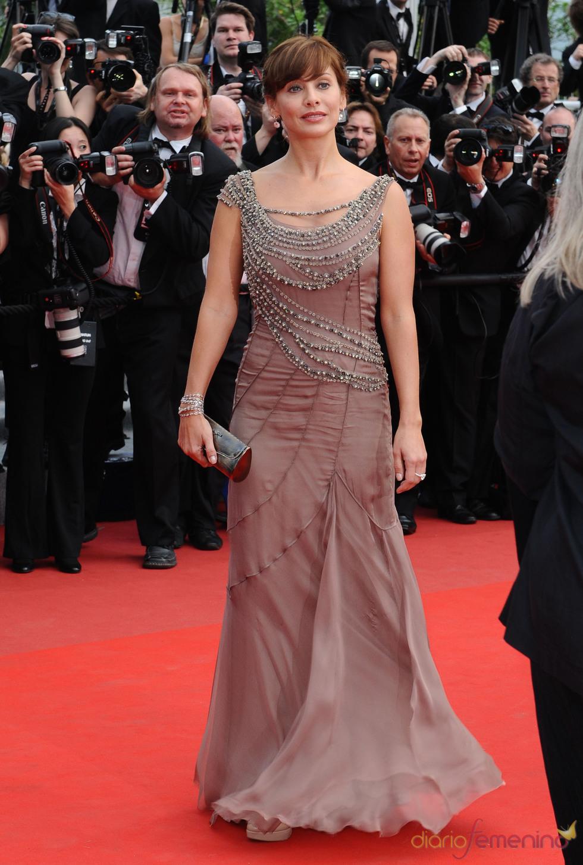 Natalie Imbruglia en el Festival de Cine de Cannes