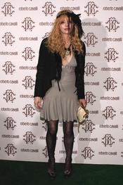 El anti look de Courtney Love