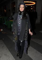 Lindsay Lohan no gasta en estilistas