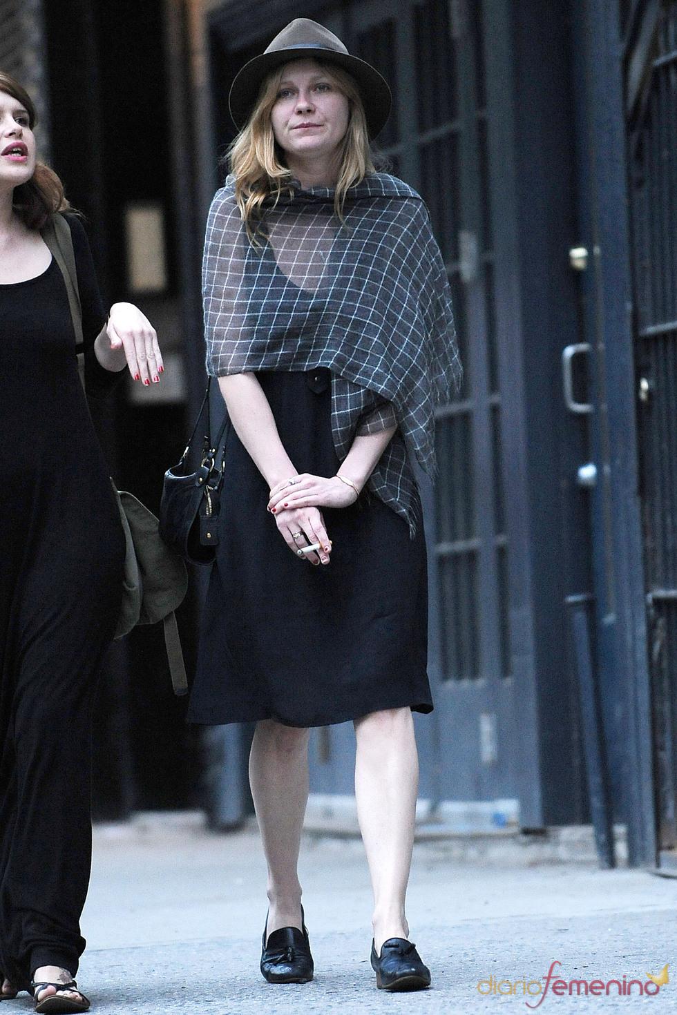 Kirsten Dunst y su ropa de abuela