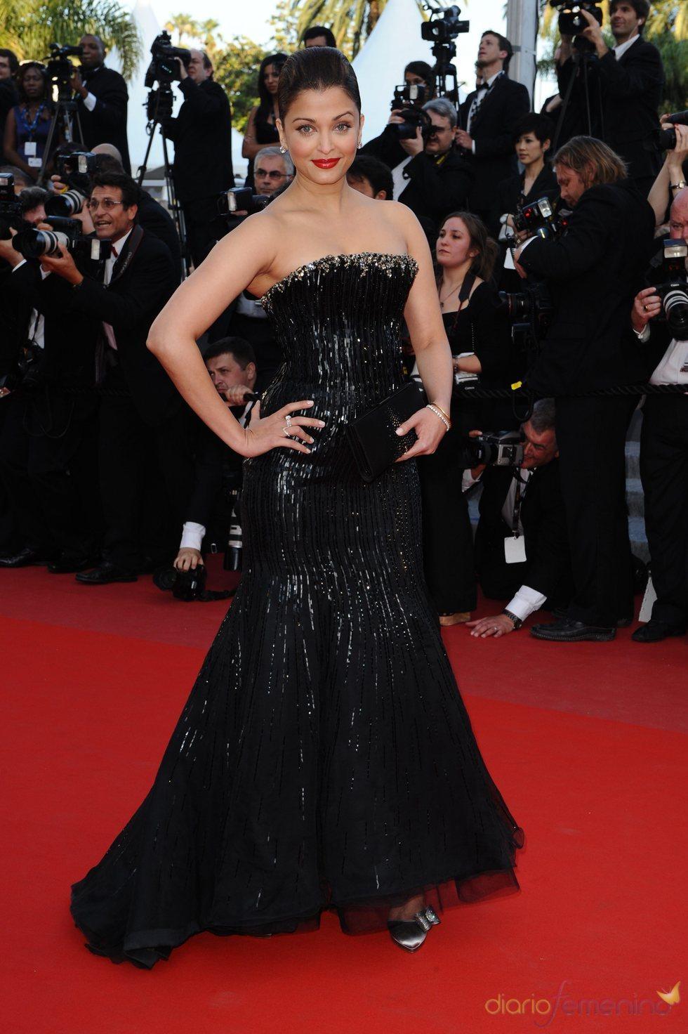 Aishwarya Rai, segunda jornada en Cannes