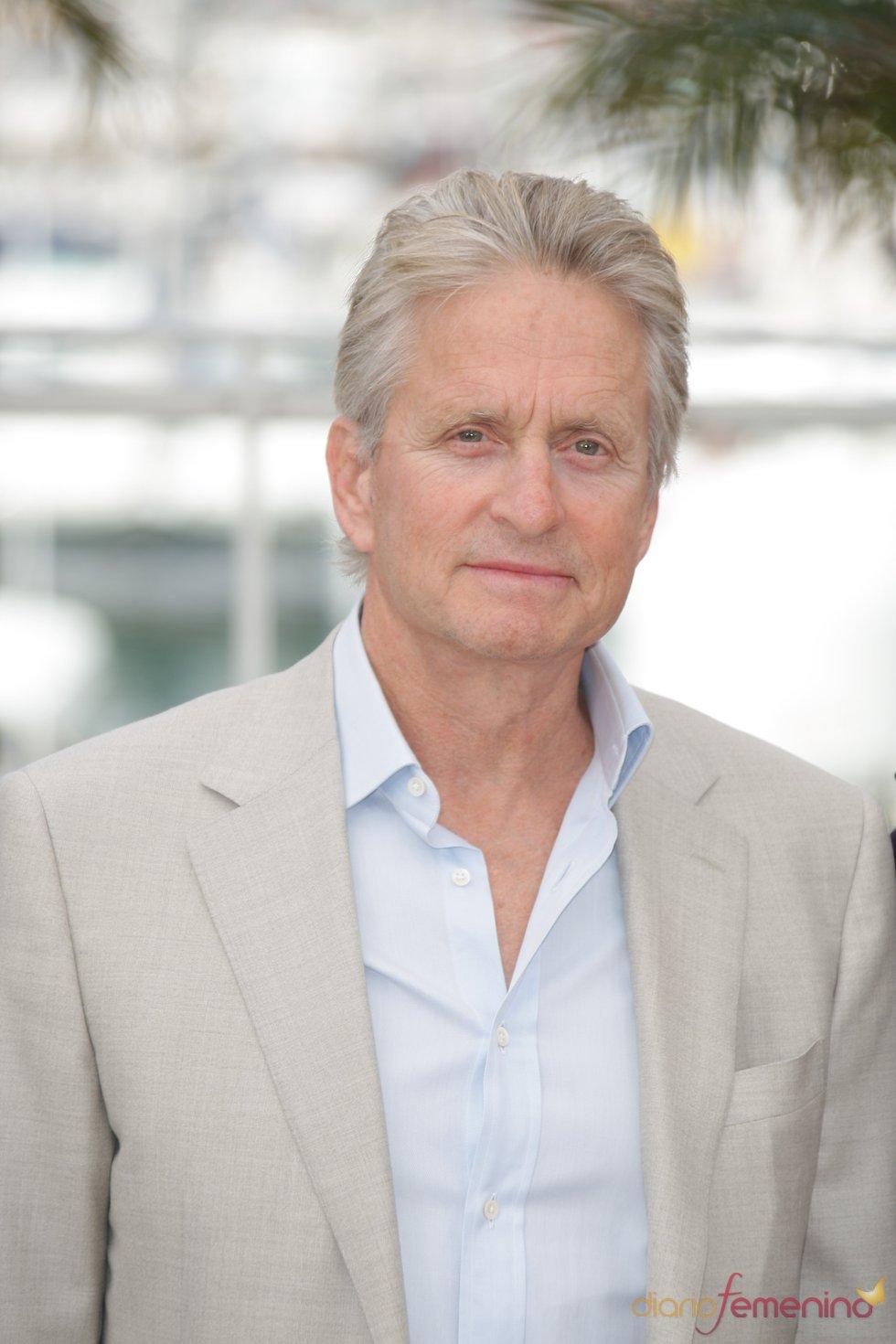 Michael Douglas en el Festival de Cine de Cannes