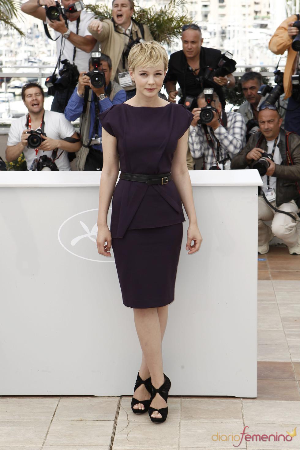 Carey Mulligan en el Festival de Cine de Cannes
