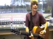 Justin Bieber con 10 años