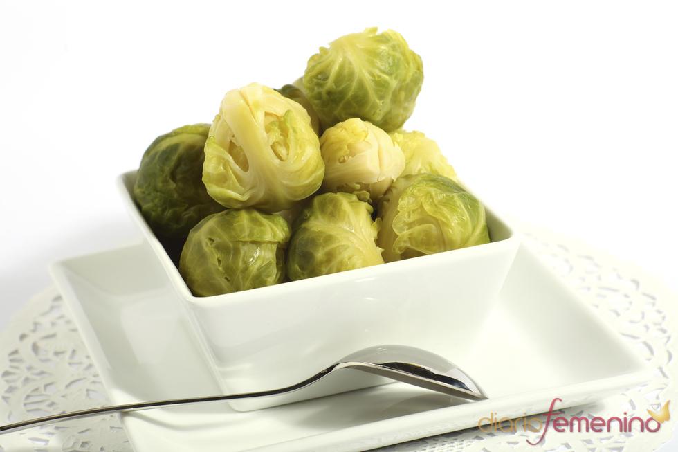 Verduras hervidas en la dieta disociada