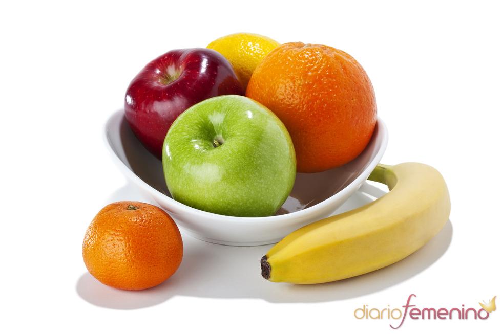 La fruta, básica en la dieta disociada