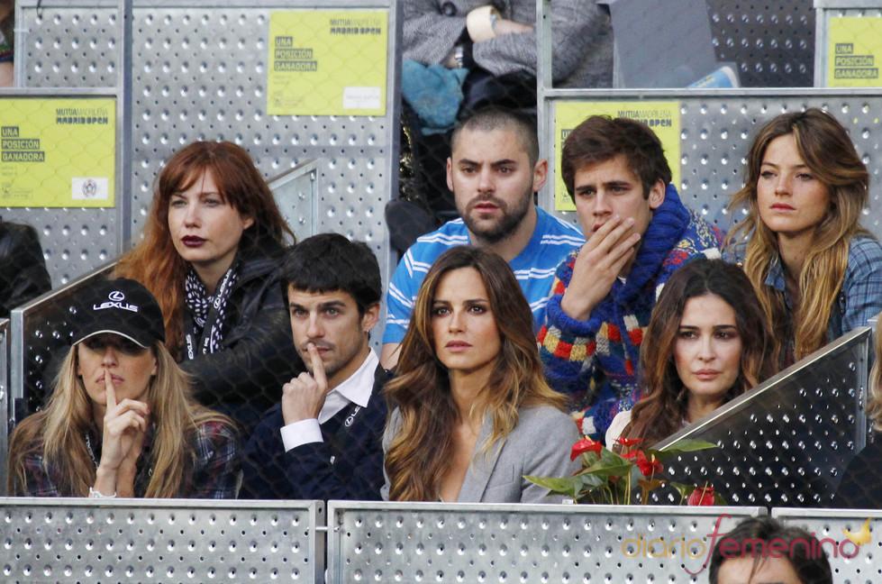 Muchas caras conocidas en el Open de Tenis 2010