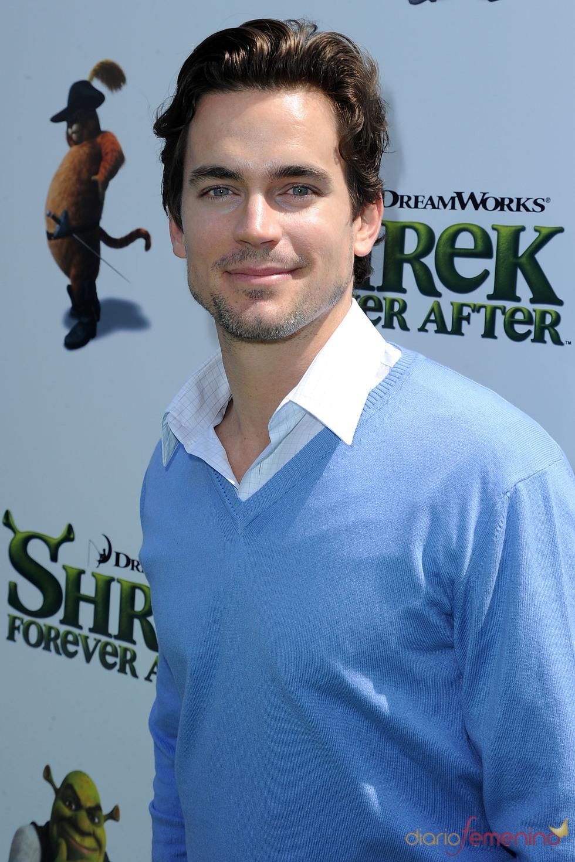 Matthew Bomer en el estreno de 'Shrek Forever After'