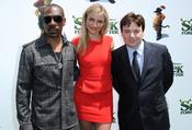 Eddie Murphy, Cameron Diaz y Mike Myers de estreno