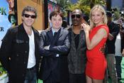 Los actores que prestan su voz en 'Shrek Forever After'