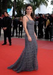 Evangeline Lilly en el Festival de Cine de Cannes