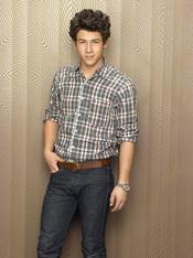 Nick, el pequeño de los Jonas Brothers
