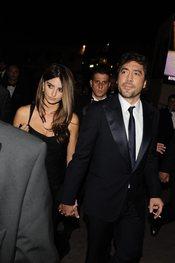 Penlélope Cruz y Bardem, juntos en Cannes