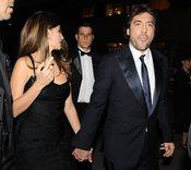 Penlélope Cruz y Bardem, de la mano en Cannes