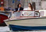 Angelina Jolie y Johnny Depp ruedan 'El turista'