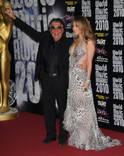 Roberto Cavalli y Jennifer Lopez en Montecarlo