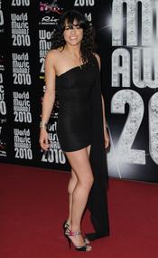 Premios de la Música de Montecarlo: Michelle Rodriguez