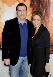 John Travolta y Kelly Preston esperan su tercer hijo