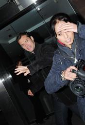 Jude Law arremete contra una reportera
