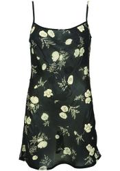 Vestido corto de flores de Kate Moss