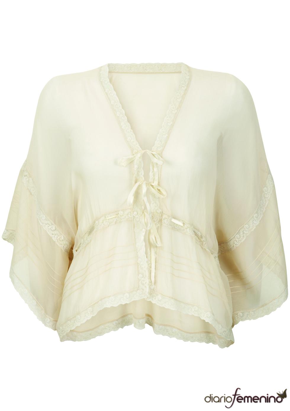 Blusa vintage de Kate Moss