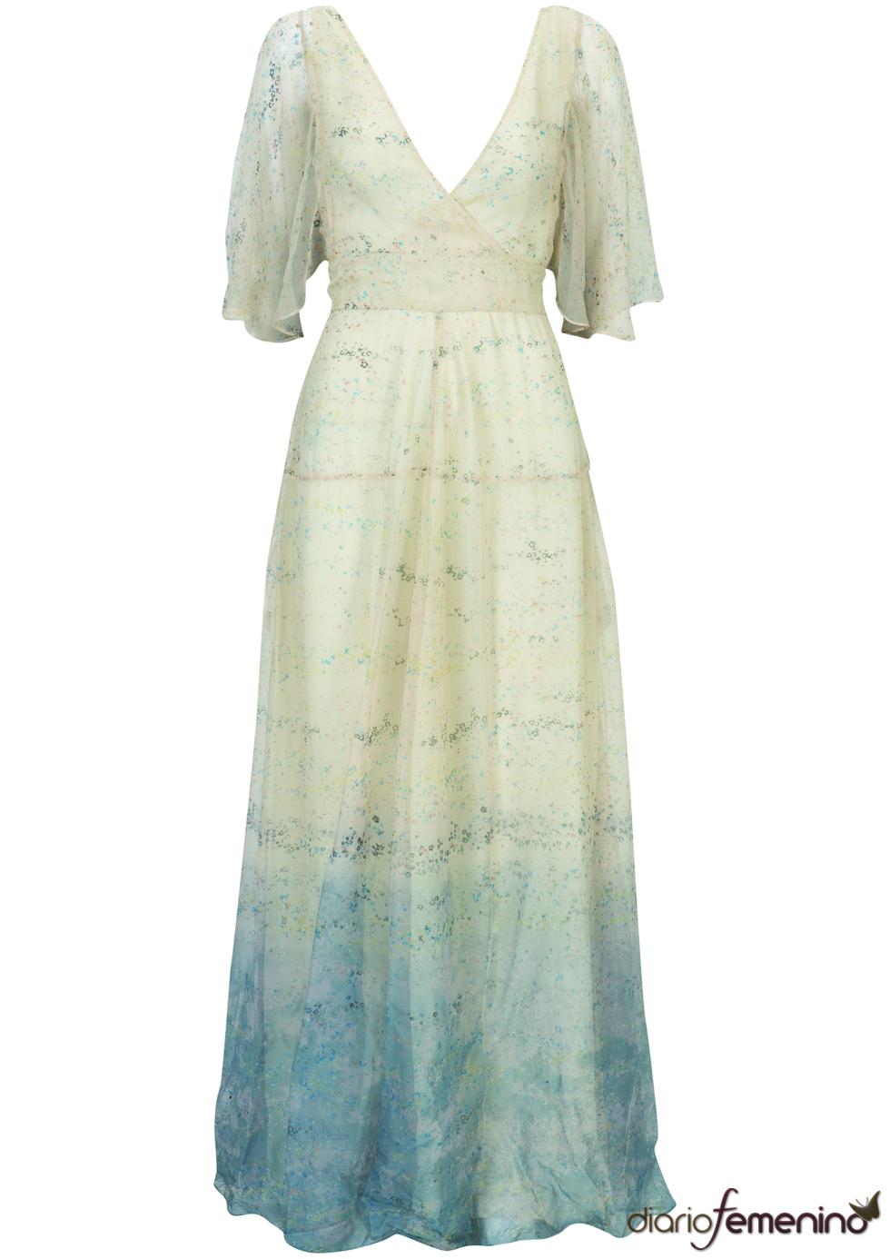 Vestido bohemio de Kate Moss