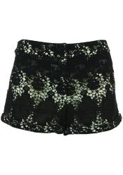 Shorts chic de Kate Moss
