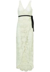 Vestido con encaje de Kate Moss