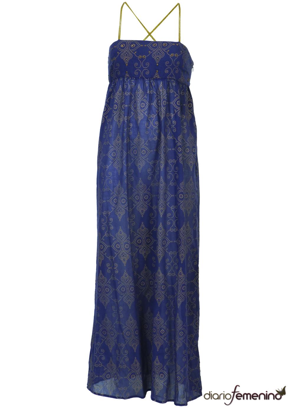 Vestido para un verano casual de Kate Moss