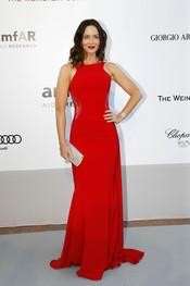 Emily Blunt lucha contra el sida en Cannes