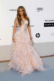 Jennifer Lopez, anfitriona de la gala AMFAR