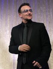 Bono, operado de urgencia
