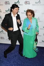 Poty baila con Carmen Sevilla