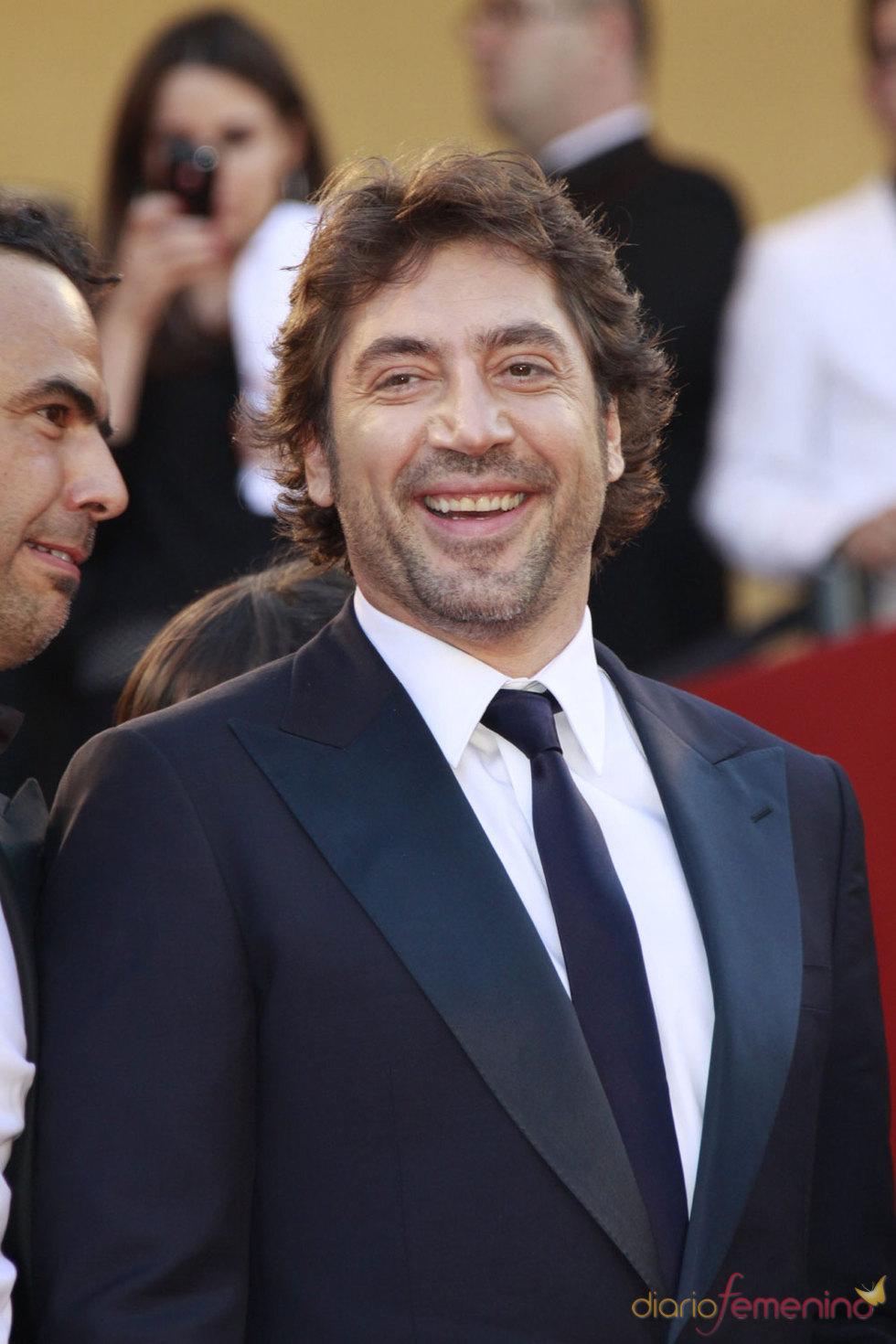 Javier Bardem dedica la Palma de Oro a Penélope Cruz