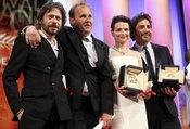 Javier Bardem y Juliette Binoche son los mejores actores de Cannes 2010