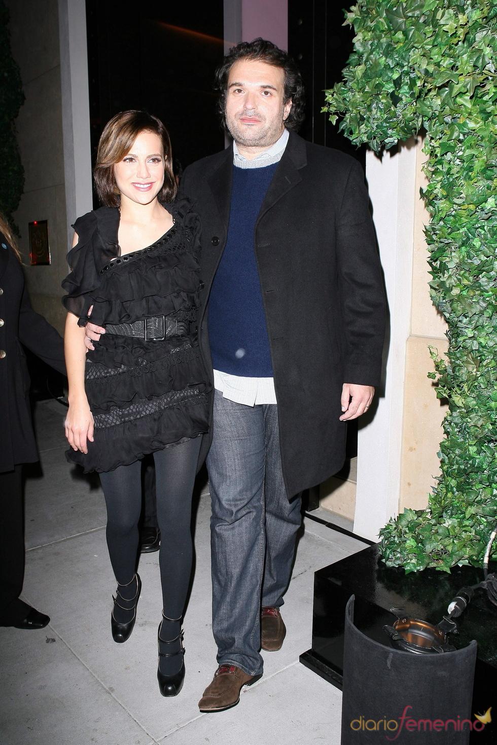 Muere Simon Monjack, viudo de Brittany Murphy
