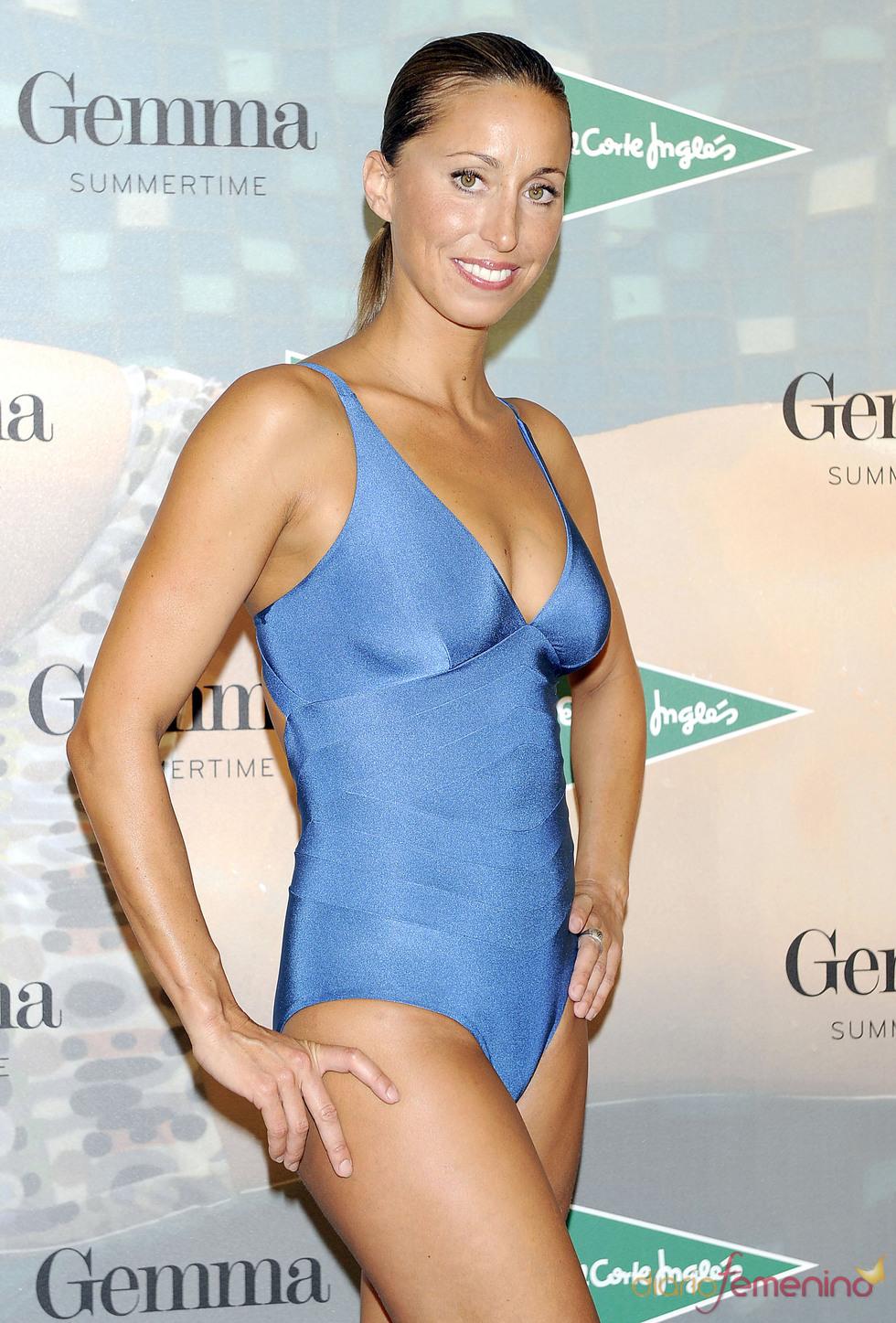 Gemma Mengual está embarazada