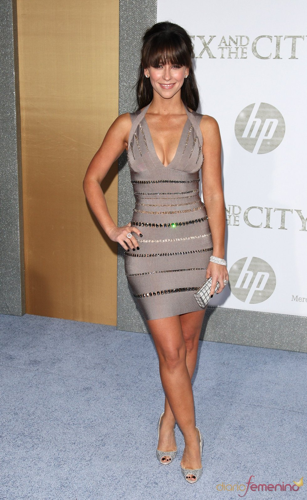 Estreno de 'Sexo en Nueva York 2' con Jennifer Love Hewitt