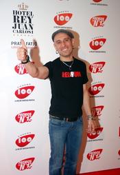 Fito en los Premios Cadena 100