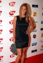 Gemma Mengual en los Premios Cadena 100