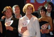 Los ganadores de los Premios 'Los número uno de Cadena 100'