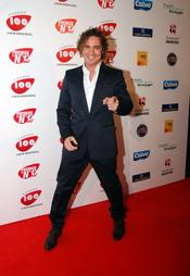 David Bisbal en los Premios Cadena 100